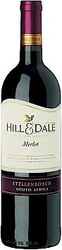 Hill & Dale - Merlot 2014 afkomstig uit Hill and Dale - Sauvignon Blanc 2019